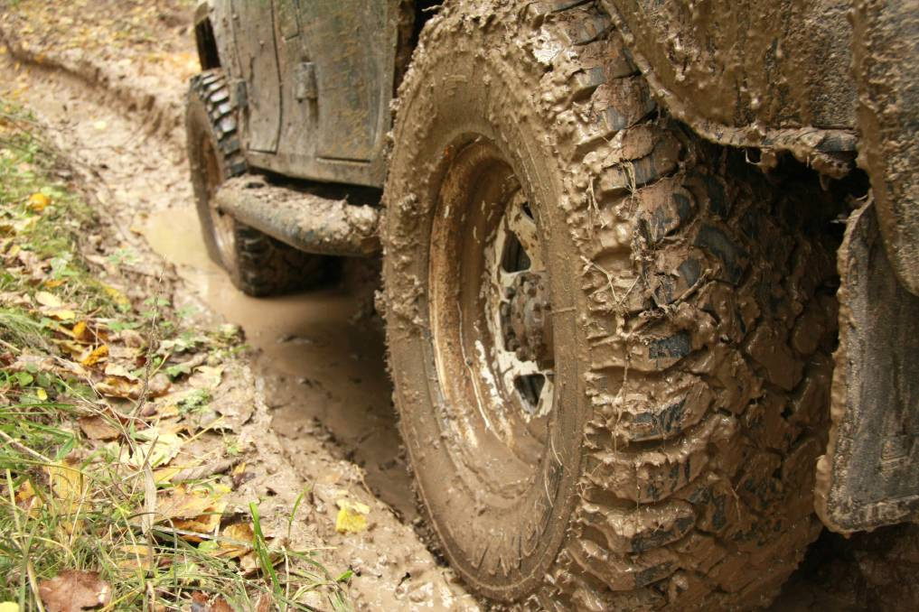 Left-foot braking is used in race and rally, and for off-roading. Photo: Shutterstock.
